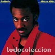 Discos de vinilo: MARCUS MILLER - SUDDENLY (LP, ALBUM) LABEL:WARNER BROS. RECORDS CAT#: 92.3806-1. Lote 103843887