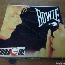 Discos de vinilo: DAVID BOWIE - CHINA GIRL -. Lote 103848335