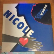 Discos de vinilo: NICOLE MCCLOUD - DON'T YOUR WANT MY LOVE. Lote 103849171