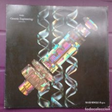 Discos de vinilo: ORCHESTRAL MANOEUVRES IN THE DARK(OMD)GENETIC ENGINEERING. Lote 103849327