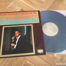 Discos de vinilo: DISCO VINILO ALFREDO KRAUS TENOR ZAFIRO . Lote 103849679