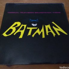 Discos de vinilo: BATMAN ORIGINAL TELEVISION SOUNDTRACK THEME. Lote 103850047