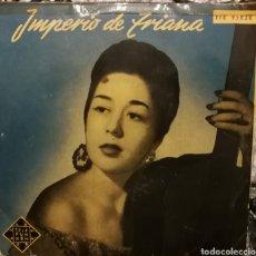 Discos de vinilo: IMPERIO DE TRIANA EP 1958 TFK 95026. Lote 103850887