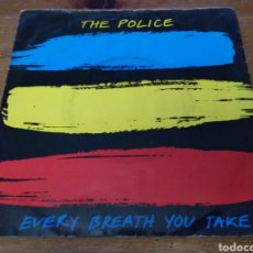 Discos de vinilo: THE POLICE - EVERY BREATH YOU TAKE -. Lote 103850895