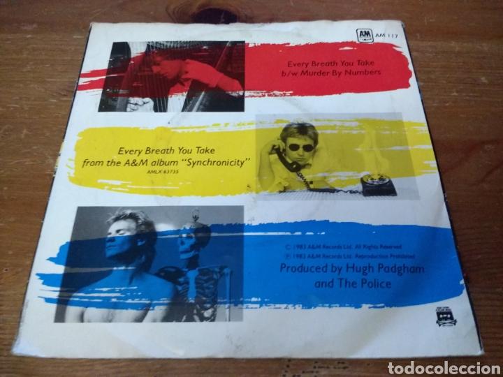 Discos de vinilo: The Police - Every Breath you take - - Foto 2 - 103850895