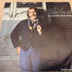 Discos de vinilo: PABLO ABRAIRA. EN EL FONDO DE TU ALMA / SI TU QUISIERAS, CLAUDIA. MOVIEPLAY 1979. Lote 103854615
