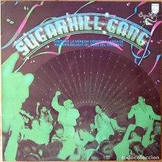 Discos de vinilo: THE SUGARHILL GANG : RAPPER'S DELIGHT [ESP 1980]. Lote 103856407