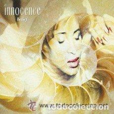 Discos de vinilo: INNOCENCE ( BELIEF ) LP CHRYSALIS SPAIN 1990 . Lote 103856791
