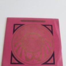 Discos de vinilo: RARO SINGLE HEROES DEL SILENCIO. LA HERIDA.4.12. EMI ODEON 1993. Lote 103859867