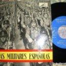 Discos de vinilo: MARCHAS MILITARES ESPAÑOLAS (LA VOZ DE SU AMO -1958) OG ESPAÑA EXCELENTE ESTADO. Lote 103862259