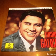 Discos de vinilo: EP : LUCHO GATICA : PA' TODO EL AÑO + 3 ED SPAIN EX. Lote 103864671