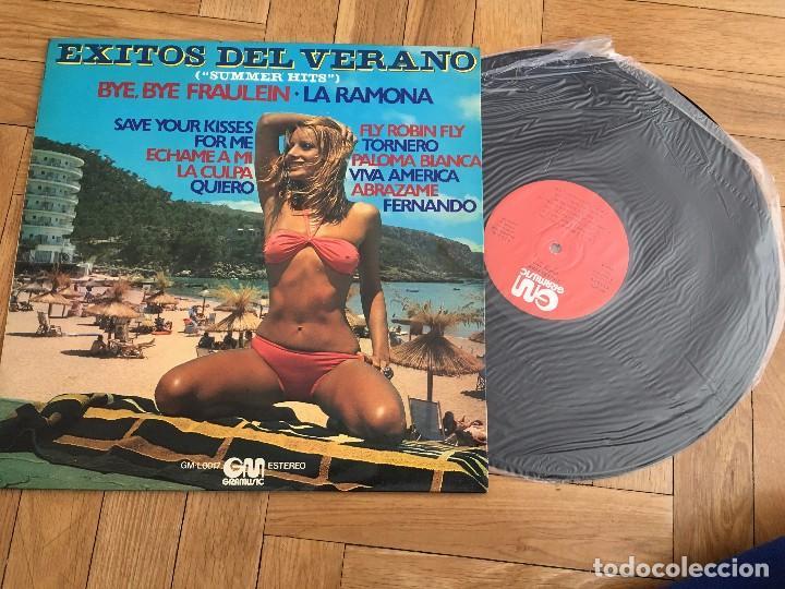 DISCO VINILO EXITOS DEL VERANO GM GRANMUSIC 1976 (Música - Discos - LP Vinilo - Grupos Españoles de los 70 y 80)