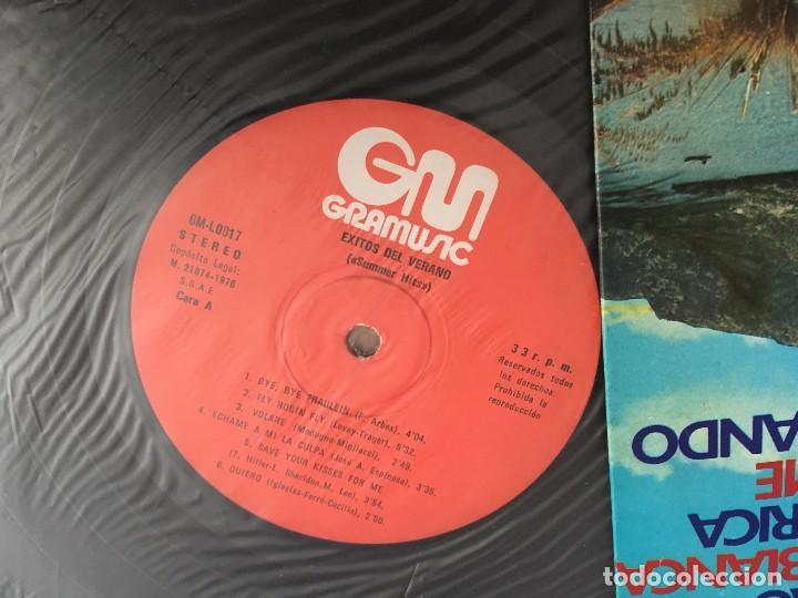 Discos de vinilo: DISCO VINILO EXITOS DEL VERANO GM GRANMUSIC 1976 - Foto 2 - 103867555