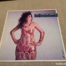 Discos de vinilo: THE UNDERTONES -ALL WRAPPED UP- (1983) 2 X LP DISCO VINILO. Lote 103867731
