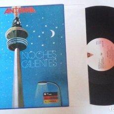 Discos de vinilo: ANTENNA –(COLD DAYS, HOT NIGHTS) / ROCK ME AMADEUS / YOU'RE A WOMAN (ITALO DISCO) VICTORIA. Lote 103871627