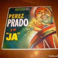 Discos de vinilo: EP : PEREZ PRADO : QUE TIENE LA NIÑA + 3 EX. Lote 103871871