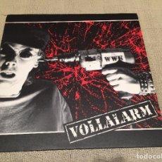 Discos de vinilo: WWK / PANIKOS -VOLLALARM / DESTROY THE SICKNESS- (1996) LP DISCO VINILO. Lote 103872551