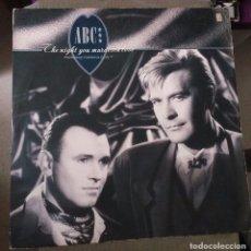 Discos de vinilo: ABC - THE NIGHT YOU MURDERED LOVE. Lote 103881819