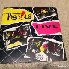 Discos de vinilo: THE ORIGINAL -LIVE- (1985) LP DISCO VINILO. Lote 103882855