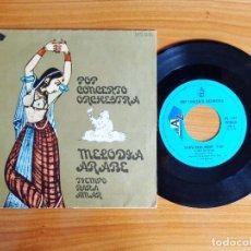 Discos de vinilo: SINGLE VINILO 'POP CONCERTO ORCHESTRA - MELODIA ARABE'.. Lote 103883847