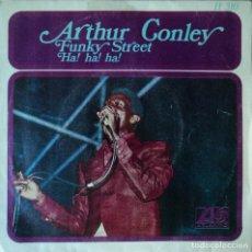 Discos de vinilo: ARTHUR CONLEY - FUNKY STREET - EDICIÓN DE 1968 DE ESPAÑA. Lote 103902703
