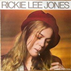Discos de vinilo: RICKIE LEE JONES : RICKIE LEE JONES [DEU 1979]. Lote 103906207