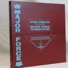 Discos de vinilo: SET BOX DE CINCO 12',MAJOR FORCE,MO WAX,1997. Lote 103910567