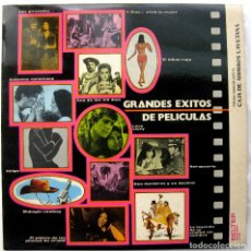 Discos de vinilo: ORQUESTA VLADIMIR ZAROFF / ROY ETZEL - GRANDES EXITOS DE PELICULAS - LP BELTER 1971 BPY. Lote 103914323