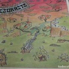 Discos de vinilo: IZUKAITZ-EDICION ORIGINAL XOXOA 1978. Lote 103916683