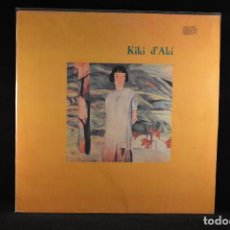 Discos de vinilo: KIKI D'AKÍ - KIKI D'AKÍ - LP MINI ALBUM. Lote 103919195