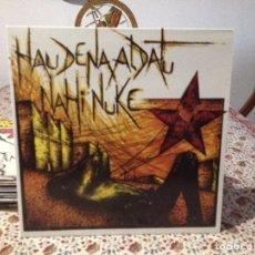 Discos de vinilo: HERZAINAK - HAU DENA ALDATU NAHI NUKE / DOBLE CARPETA LP CON ENCARTE. SOÑUA 1985. Lote 103919227
