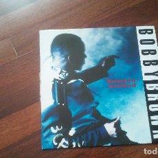 Discos de vinilo: BOBBY BROWN- HUMPIN' AROUND.MAXI. Lote 103919303