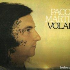 Discos de vinilo: PACO MARTIN. LP PROMOCIONAL /PORTADA DOBLE. SELLO NOVOLA. EDITADO EN ESPAÑA. AÑO 1977. Lote 103925875