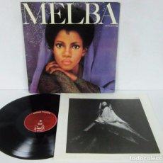 Discos de vinilo: MELBA MOORE - MELBA - LP - BUDDAH RECORDS 1977 SPAIN CON LETRAS. Lote 103928063