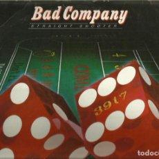 Discos de vinilo: BAD COMPANY. LP. SELLO ISLAND RECORDS. EDITADO EN ESPAÑA. AÑO 1975. Lote 103929699