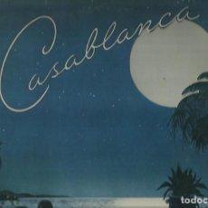 Discos de vinilo: CASABLANCA. LP. SELLO THE ROCKET RECORD COMPANY. EDITADO EN ESPAÑA. AÑO 1974. Lote 103929903