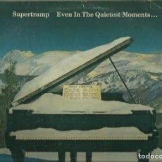 Discos de vinilo: SUPERTRAMP. LP. SELLO A & M. EDITADO EN ESPAÑA. AÑO 1977. Lote 103930159