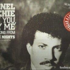 Discos de vinilo: LIONEL RICHIE. MAXI SINGLE. SELLO MOTOWN. EDITADO EN ESPAÑA AÑO 1985. Lote 103931503