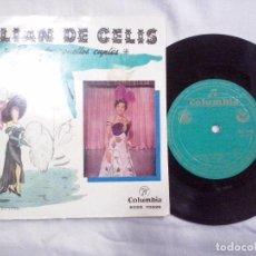 Discos de vinilo: MUSICA SINGLE: LILIAN DE CELIS - RECUERDA AQUELLOS CUPLES ( ABLN). Lote 103935163