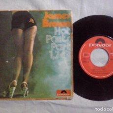 Discos de vinilo: MUSICA SINGLE: JAMES BROWN - HOT PANTS ( ABLN). Lote 103935399