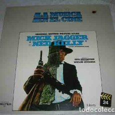 Discos de vinilo: NED KELLY (BANDA SONORA ORIGINAL DE LA PELICULA) - LP 1982. Lote 103938683