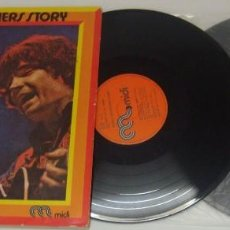 Discos de vinilo: 2 LP - EVERLY BROTHERS - STORY - MADE IN GERMANY - GATEFOLD - EVERLY BROTHERS STORY. Lote 103939127