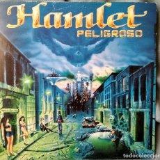Discos de vinilo: HAMLET - PELIGROSO. SINGLE 1992. Lote 103939987