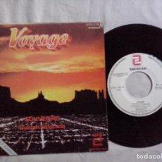 Discos de vinilo: MUSICA SINGLE: VOYAGE - SOUVENIRS / GOLDEN ELDORADO ( ABLN). Lote 103944687