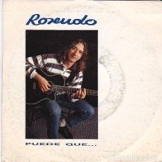 Discos de vinilo: ROSENDO - PUEDE QUE... SINGLE PROMOCIONAL 1991. Lote 103946447