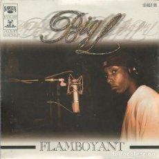 Discos de vinilo: BIG L– FLAMBOYANT - RAWKUS HIP HOP . Lote 103950291