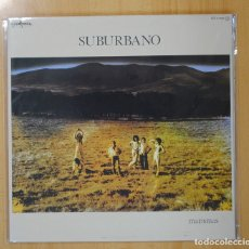 Discos de vinilo: SUBURBANO - MARISMAS - LP. Lote 103955710