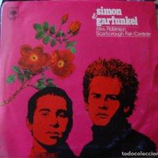 Discos de vinilo: SIMON & GARFUNKEL. Lote 103969091