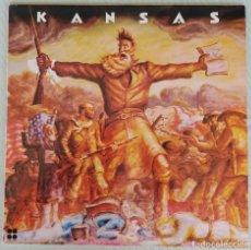 Discos de vinilo: KANSAS. LP VINILO.. Lote 103973027