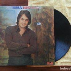 Discos de vinil: MI TIERRA NINO BRAVO. Lote 103974559